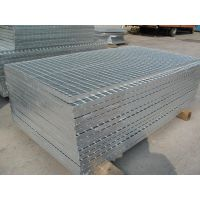 海南钢格栅板---q235热镀锌钢格板,踏步板,水沟盖