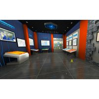 三维网上展厅制作及虚拟企业展馆建设