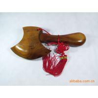 黑龙江批发桃木工艺斧46厘米工艺精致整体材料可混批摆件挂件