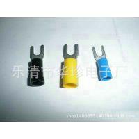 生产供应 冷压接线端子 圆形冷压端子 绝缘冷压端子
