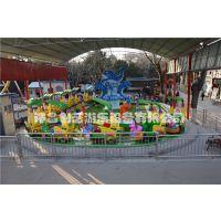 许昌创艺游乐CY-XJHC香蕉火车游乐设备打地鼠互动型儿童游乐设备
