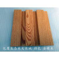 烟台生态木长城板包覆价格