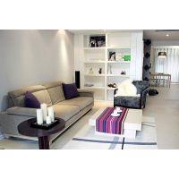 实创整体家装,安贞二手房100平米二居简约装修设计