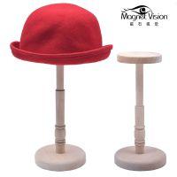 实木帽托展示帽架服装店帽子展示道具MV212