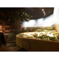 博物馆场景沙盘模型 场景沙盘设计 别墅模型建筑模型制作