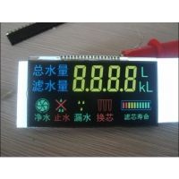 SAJ/三晶 专业开模定制 段码式LCD液晶屏 笔段式液晶屏 VA黑膜 热水器用