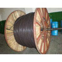 供应齐鲁牌铜芯聚乙烯绝缘聚乙烯护套交联电缆YJV32 2*95+1*50