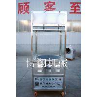 厂家直销 超市专用板栗机 糖炒栗子机 无烟型机器