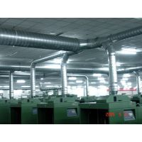 重庆渝北区风管加工,201-304不锈钢风管安装,白铁皮风管制作工程