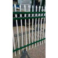 【妙达】周村小区铁艺护栏厂家 锌合金隔离栏