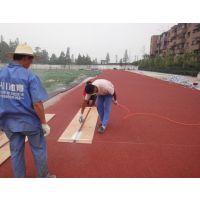 宁波塑胶篮球场现场施工厂家