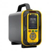 选配同时检测13种气体手提式过氧化氢气体分析仪TD6000-SH-H2O2天地首和