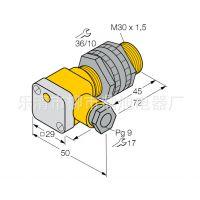 厂家批发,量大价优:(TURCK)图尔克接近开关 NI15-P30SK-RZ3X