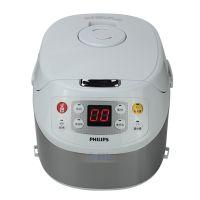 Philips/飞利浦 HD3055 家用 电饭煲 多功能4L智能电饭锅全国联保