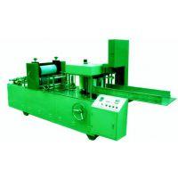 久业机械设备有限公司专业制造JY-Z350型全自动高级擦拭布彩印折叠机价格最低欢迎咨询