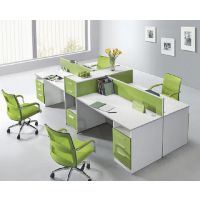 上海敏诺办公家具办公桌屏风隔断工作位卡座电脑桌