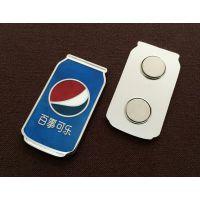 广州专业定磁铁司微找做过胸针高级LOGO磁铁胸章