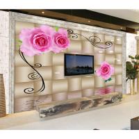 2016致富创业项目, 瓷砖彩雕背景墙制作设备--爱普生五色UV万能打印机直销