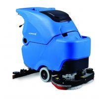 供应苏州洗地机 环氧地坪用洗地机 手推式电瓶式洗地机容恩R70BT价位