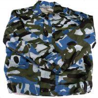 供应上海订做迷彩服;军训迷彩服,陆军迷彩服,农民工防尘防油迷彩服