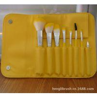 天使与魔鬼彩妆工具 8支化妆刷套装 专业套刷 便携初学 配刷包