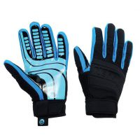 Neff滑雪保暖手套 PU涂层掌心防滑硅制层防水手套防风防水手套