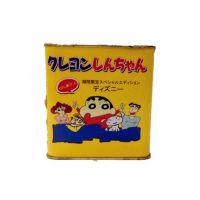 日本进口 草津间 蜡笔小新罐仔 果汁糖110g 1组*10罐批发
