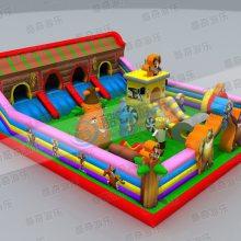 小孩玩的蹦蹦床多少钱 公园蹦蹦床 蹦蹦床大型充气