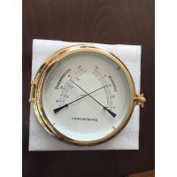 供应指针式温湿度计,铜壳温湿度计