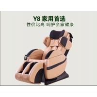 诚意邀请阳泉市经销商加盟春天印象Y8金红外理疗电动太空舱养生按摩椅
