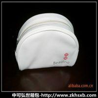 厂家直销新款透明pvc防水 洗漱化妆包三件套旅行洗漱收纳包