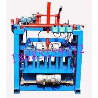 供应大型砖厂专用QMJ4-35型砌块成型机