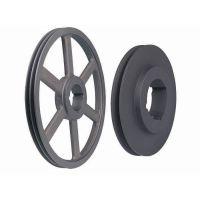 供应山东青岛SPZ-3槽欧标锥套皮带轮厂家