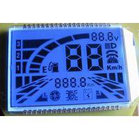 供应高档电动汽车仪表液晶屏 BTN彩色液晶显示模块 LCD液晶屏厂家
