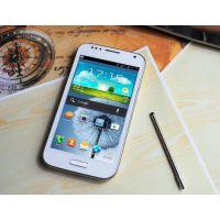 J四核5.3寸 电信天翼3G 移动双模双待手机 3G安卓智能4.0双核gps