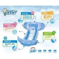 婴儿纸尿裤空运进口到香港