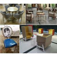 天津酒店餐饮家具-KTV卡座沙发墙面软硬包订做-咖啡厅沙发桌椅快餐桌椅订做-实木简约-天津绿鼎家具厂