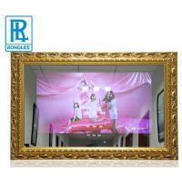 【荣立】厂家直销 浴室防水镜面广告 LED液晶防水电视机