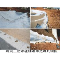 韶关6mm膨润土防水毯、汉高建材
