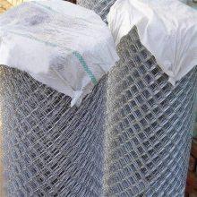 镀锌勾花网 开发区护栏网 河道防护网