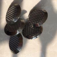 耀恒 304钻石纹不锈钢盲道钉/不锈钢盲钉/盲钉 35*5mm