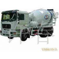供应HYC-4B混凝土搅拌运输车搅拌