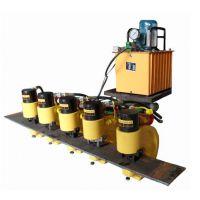液压冲孔机 多台同时工作冲孔 铜铝排冲孔工具CH-70 电动冲孔器