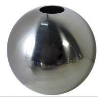 不锈钢圆球配件 空心冲孔球