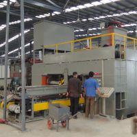 供应青岛国森制造的重组木生产机械 重组木生产线工艺设备
