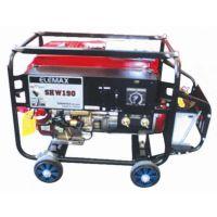 SHW—190发电电焊一体机 重量轻,体积小,可配小推车,移动轻便液压钳切刀高压泵