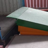 狮山 XLDCQG液压式卸货平台 固定式登车桥