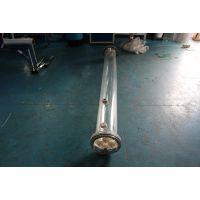 1吨水处理反渗透设备离子混床 离子交换设备 柱子 260*2000有机玻璃树脂柱厂家直销