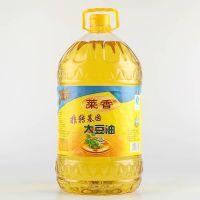 青岛莱香10L大豆油优惠批发价格惊喜