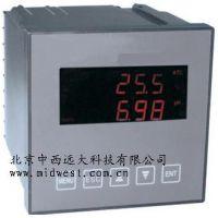 供应中西 经济型在线PH/ORP计 型号:CN61M/PHG9803 库号:M194423